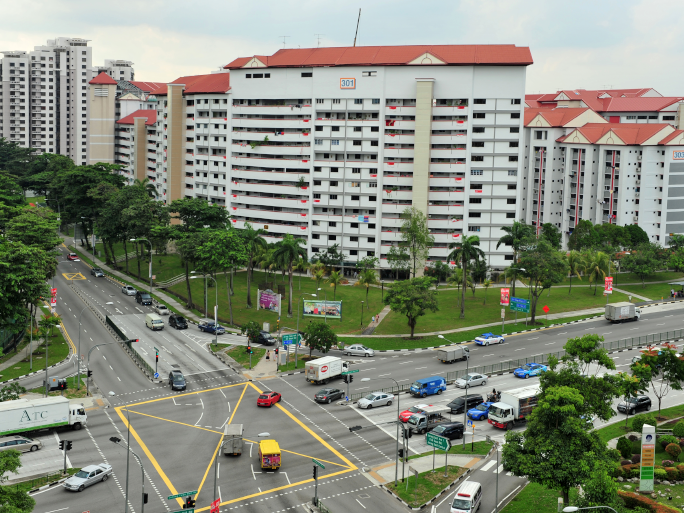 Our Towns Jurong East 1