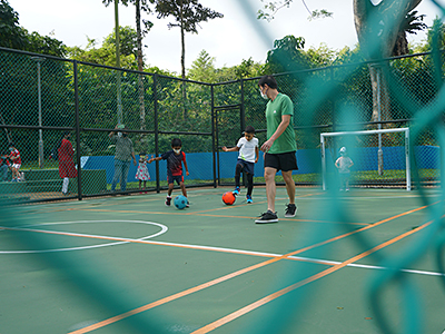 Multi-Purpose Court @ Segar Gardens