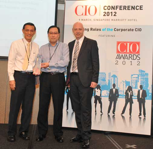 CIO100s CIO Asia Awards