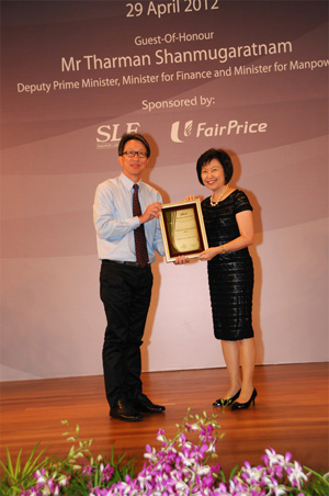NTUC May Day Awards 1