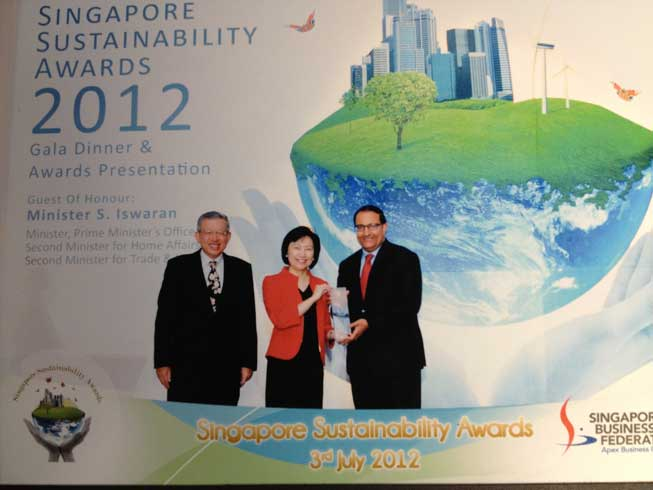 Singapore Sustainability Award
