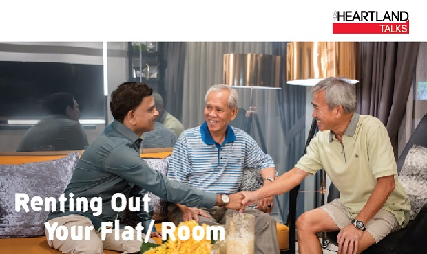 Heartland Talk - Renting Out Your HDB Flat/Room on 25 August 2018