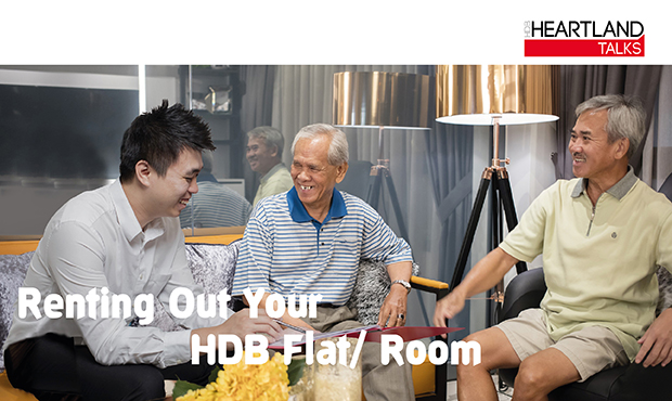 Renting out Your HDB Flat/ Room on 13 April 2019